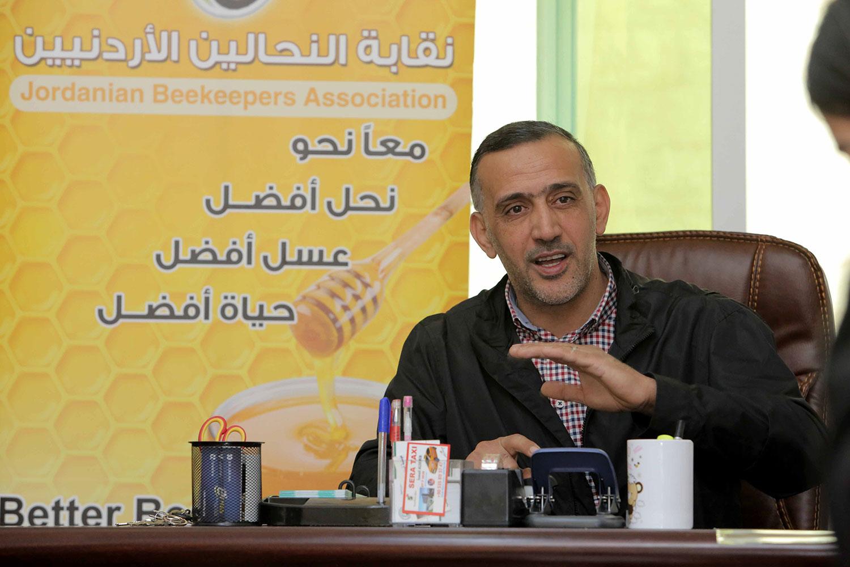 Local Honey Producers Grow and Thrive Through Jordanian